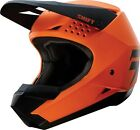 Shift 18 Whit3 Label  MX/Motorcross Helmets Matte Orange - New Product!
