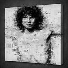 JIM MORRISON MUSIC THE DOORS WALL ART PICTURE CANVAS PRINT READY TO HANG