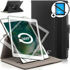 Forefront Cases Apple iPad Pro 10.5 Leather Rotating Smart Case Cover Stand