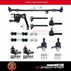 For 1989-1995 Toyota Pickup RWD 12Pcs Suspension Sway Bar End Center Link Parts