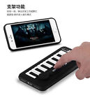 Funny Piano playing Sound Out Artistic case for iPhone 7 PLUS 6 6S PLUS & stand