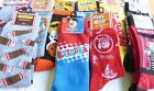 Crazy Men's Crew Socks - Disney Muppet's Nickelodeon Star Wars Charms Pops Woody $7.99 USD on eBay