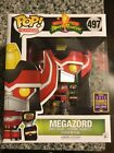 "SDCC 2017 EXCLUSIVE FUNKO POP! POWER RANGERS 6"" MEGAZORD"