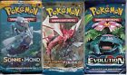 Pokemon Sonne & Mond 01 | XY Evolution | Turbofieber | 1 Booster Auswahl Deutsch