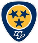 Nashville Predators Logo Vinyl Sticker Decal *SIZES* Cornhole Truck Wall Bumper $22.99 USD on eBay