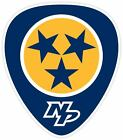 Nashville Predators Logo Vinyl Sticker Decal *SIZES* Cornhole Truck Wall Bumper $11.99 USD on eBay