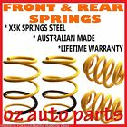 HOLDEN HQ,HJ,HX,HZ MONARO 6 CYL 1971-1979 FRONT & REAR LOWERED 30MM SPRINGS