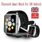 GT08 Bluetooth Touch Smart Watch Wrist Phone Mate For Android IOS iPhone Samsung
