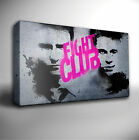 FIGHT CLUB SPRAY PAINT GICLEE CANVAS WALL ART PRINT *Choose your size