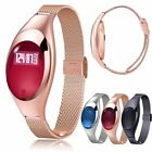 Smart Women Smart Watch Blood Pressure Kindness Rate Bracelet For Android IOS HTC