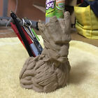 Guardians of the Galaxy, Groot Sculpture, Pen Holder Organizer Many Colors