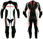 Ryde Motorcycle Leather Suit MotoGp Sports Motorbike Leather Suit XS-4XL