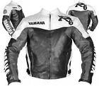 Custom Motorcycle Leather Jacket Sports Motorbike Racing Leather Jacket XS-4XL