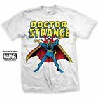Doctor Strange T-Shirt Marvel Comics Avengers Pose Print Great Gift for any fan
