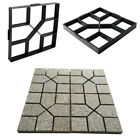 Paving DIY Pavement Concrete Stepping Driveway Stone Path Mold Patio Maker Mould