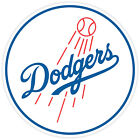 Los Angeles Dodgers LA Logo Vinyl Sticker Decal *SIZES* Cornhole Wall Truck on Ebay