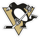 Pittsburgh Penguins Vinyl Sticker Decal *SIZES* Cornhole Truck Wall Bumper $14.99 USD on eBay