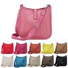 $0 SHIPPING GENUINE LEATHER Pebble Grain classic luxury BAG HANDBAG PURSE #c110
