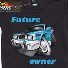 Baby, Mini me one piece AS Colour, Future Falcon GTHO owner car, Baby grow  suit
