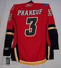 PHANEUF Calgary Flames Rbk Premier HOME Jersey