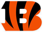 Cincinnati Bengals Vinyl Sticker Decal **SIZES** Cornhole Truck Wall Bumper on eBay