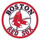 Boston Red Sox Vinyl Sticker Decal SIZES Cornhole Truck Wall Bumper Car