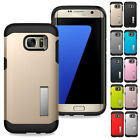 For Samsung Galaxy S6 / Edge / Plus Slim Hybrid Protective Cover Case With Stand