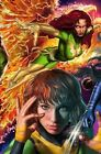 GENERATIONS PHOENIX & JEAN GREY #1 CONNECTING UNKNOWN COMIC BOOKS HORN VAR 8/9/2