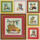 Embroidery Counted cross stitch kit PANNA 1873, 1349, 0514, 0516, 0513, 0515