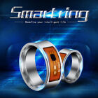 Внешний вид - NFC Smart Magic  Ring Wearable For Hawei iPhone Android Stainless Steel New