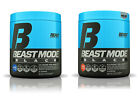 Beast Sports Nutrition Beast Mode Black Extreme New Formula Pre-Workout (30 srv)