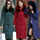 Winter new ladies wear a long section of self - cultivation thick cotton coat