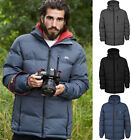 Trespass Warm Padded Showerproof Winter Hooded Jacket Coat - RRP £85.99