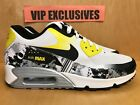 Nike Air Max 90 Ultra 2.0 Oregon Ducks Doernbecher AH6830 100 LIMITED!!!