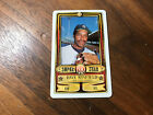 1983 Dave Winfield Gold Perma Graphics Credit Card Scarce