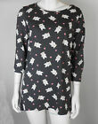 Ex M&S Ladies Pj Top Tunic  PJ/Pyjama/Nightwear 12 14 16 18 20 Bear