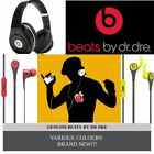 GENUINE APPLE BEATS STUDIO TOUR 2.5 wired Headphones BY DR DRE VARIOUS COLORS