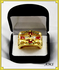Masonic Knights Templar Ring (Free Delivery)