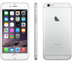 Apple iPhone 6 6 Plus 16GB 64GB 128GB Factory GSM Unlocked Smartphone Silver HQ;