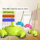 360 Rotary Home Use Crab Manual Telescopic Floor Dust Sweeper Eco-Friendly