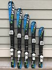2016 Volkl RTM Jr. Demo Ski - Marker 3Motion 4.5 Fully Adjustable Demo Bindings
