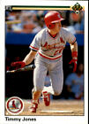 1990 Upper Deck Baseball #'s 501-700 - You Pick - Buy 10+ cards FREE SHIP
