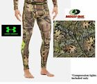 UNDER ARMOUR Men's EVO SCENT CONTROL HUNTING BASE LAYER CAMO PANT Small/3XL NWTBase Layers - 177867
