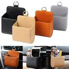 US Auto Car Storage Pouch Bag Cell Phone Pocket Mesh Box Holder Organizer