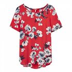 Joules Joules Hannah Printed Woven Shell Womens Top (X)