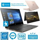 "CONVERTIBLE LAPTOP HP SPECTRE x360 13-15"" i5,i7 TOUCHSCREEN FULL HD to 4K SSD"