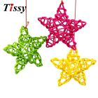 10PCS 6CM Lovely Star Sepak Takraw Christmas/Birthday/Wedding Party Decorations