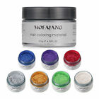 Unisex DIY Hair Color Wax Mud Dye Cream Temporary Modeling 7
