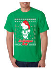 NEW Men's T Shirt It's Christmas Bro Team 10 Holiday Ugly Xmas Shirt