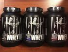 Universal Nutrition 2lbs ANIMAL Whey Protein 27 Servings High Quality Whey $29.99 USD on eBay